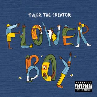 Flower Boy Album Redesign (2018)