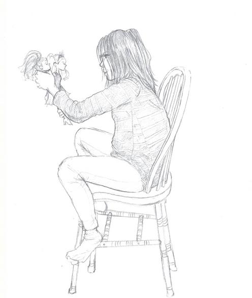 Sketchbook 2 - pg 10