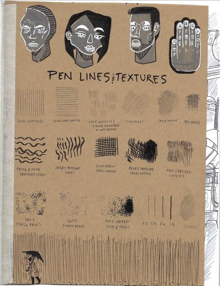 Sketchbook 2 - pg 1
