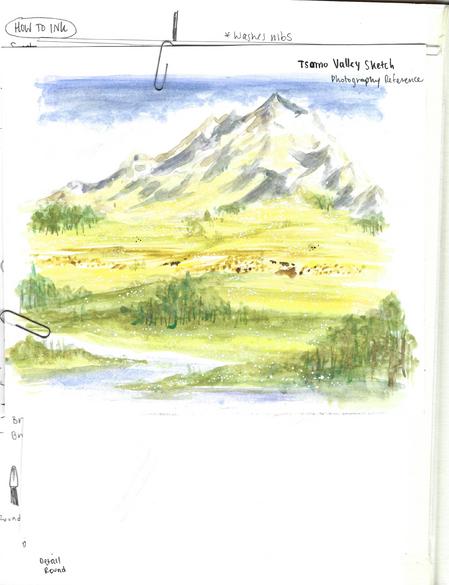 Sketchbook 2 - pg 3