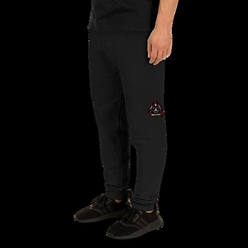 AREA51 Black Logo Sweatpants