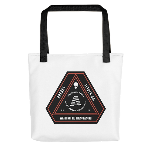 Area51 Tether Co. Tote Bag (Black)