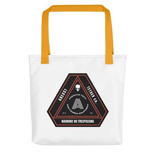 Area51 Tether Co. Tote Bag (Yellow)