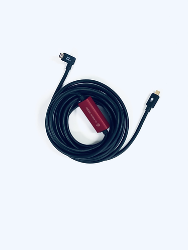Groom Lake USB-C Right Angle to USB-C Tether Cable 4.6m/15ft