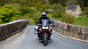 Mit dem Motorrad nach Schottland