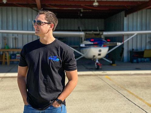 """""""Aviation101"""" Logo T-Shirt"""