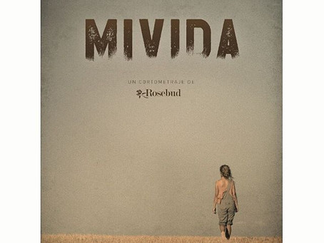 'Mi vida', del director Mario García, goza de una gran acogida y triunfa entre el público al