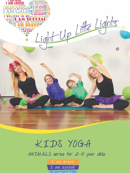 Light Up Little Lights- Animals for 2-5s
