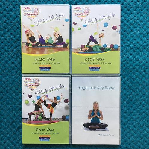 Yoga Family Pack