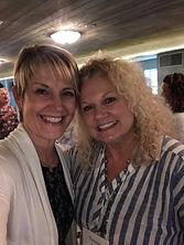 Nancy and Terree at 2019 RR.jpg