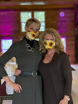 Kim and Nancy with masks.jpeg