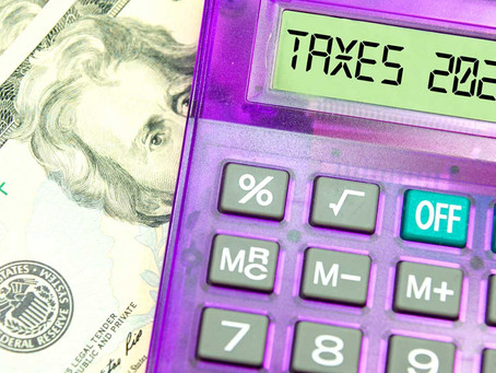 What are you doing to defer taxes for 2020?