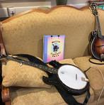 Whoa - an electric banjo!