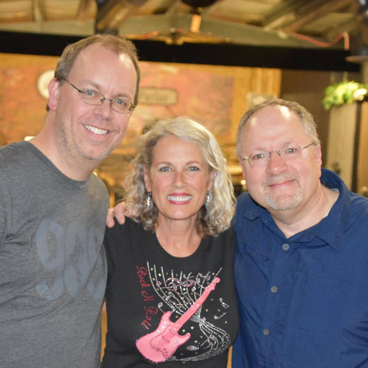 Chris, Martha, & Larry