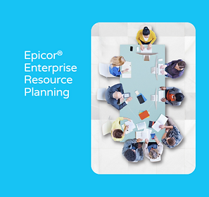 Epicor ERP Overview