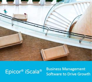 Epicor iScala Overview