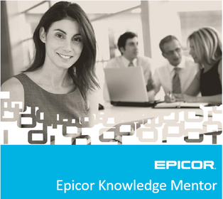 Epicor Knowledge Mentor Overview