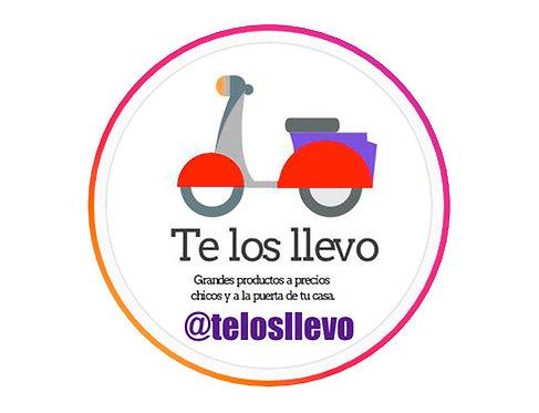 Te Los Llevo