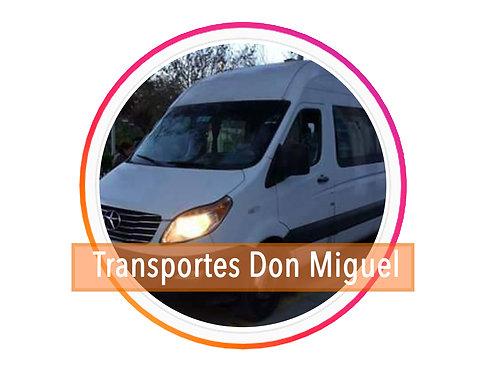 Transporte Don Miguel