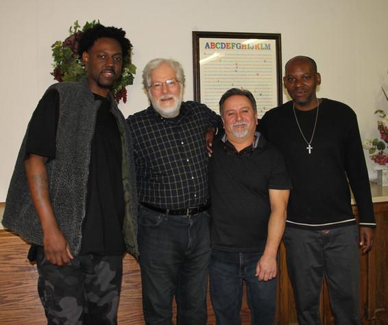 Jacque, Bertram, Ricardo & Michael