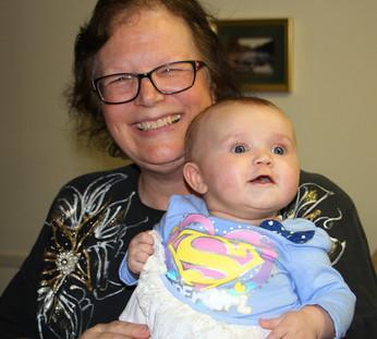 Granma Cindy & Olivia