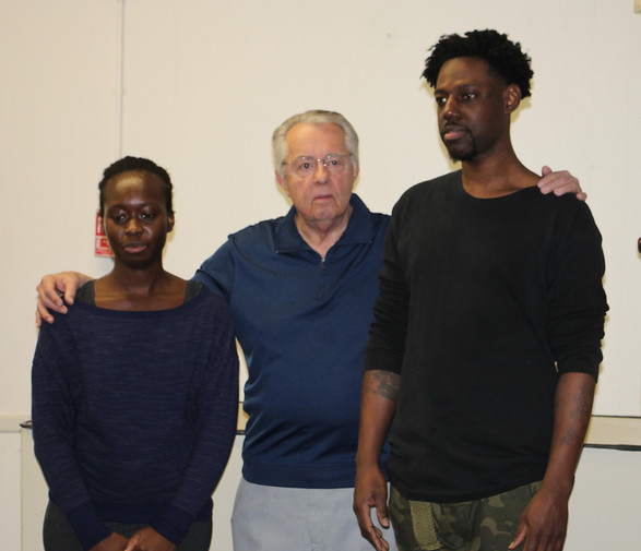 Ridgie, Micah and Kofi