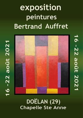 Exposition du 16 au 22 août 2021 à Doëlan - Chapelle Sainte-Anne