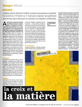 Exposition du 10 février au 07 mars 2020 à Lanester - Galerie La Rotonde