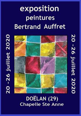 Exposition du 20 au 26 juillet 2020 à Doëlan - Chapelle Sainte-Anne