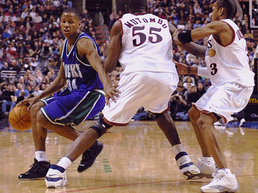 Growing up a Buck: The 2001 Playoff Run