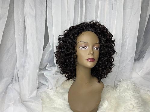 Cherise 3/4 human hair wig.