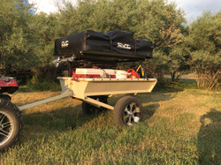 Roof Top Tent Trailer ATV UTV