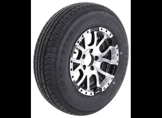 Standard Spare tire for ATV or UTV trailers.