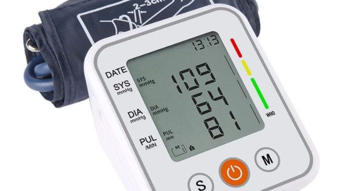 Esfigmomanómetro digital, Monitor de presión arterial