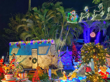 🎄Christmas Lights in Fort Lauderdale. You need to see this house🎄