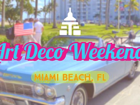 Art Deco Weekend - January 2020