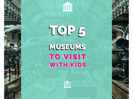 MIAMI WITH KIDS: 5 MUSEUMS FOR THE FUTURE'S ARTISTS AND SCIENTISTS