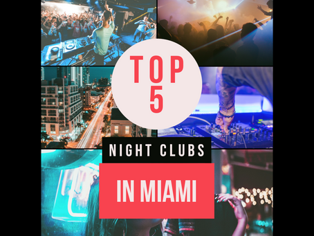Night Clubs in Miami