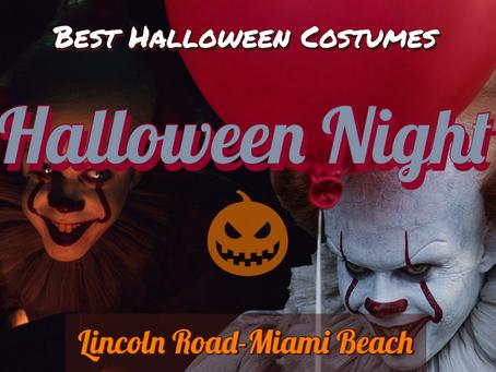 Halloween on Lincoln Road. Best Halloween Costumes.