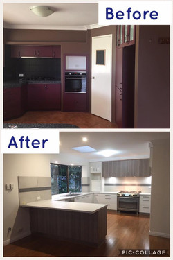 Thornlie Before and After