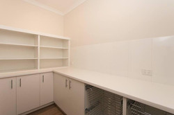 Dunnart Crescent Butlers Pantry BUILDER ENVISAGE BUILDING SOLUTIONS