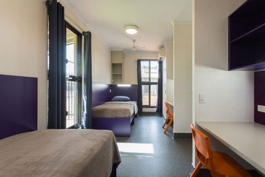 Broome Residential College Dorm
