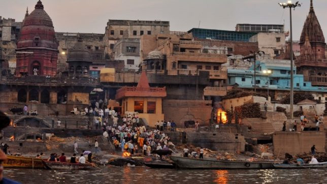 150 men take dip in Ganga to protest against feminism, demand equal rights for men