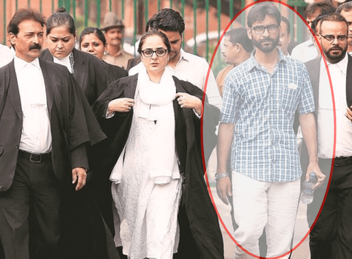 Man who led stir for justice in Kathua case faces domestic violence charge