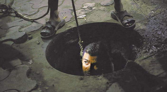 One manual scavenging death every five days