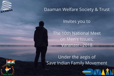 10th National Conference on Men's Issues