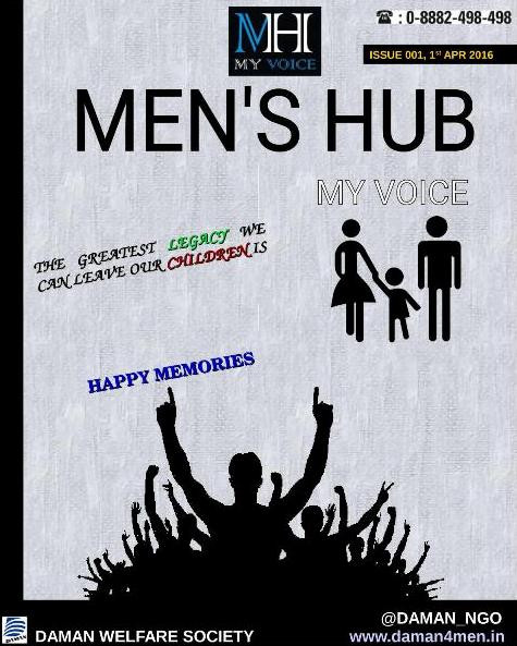 Men's Hub issue Two