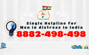 NGOs flooded with distress calls from men 'abused' by women