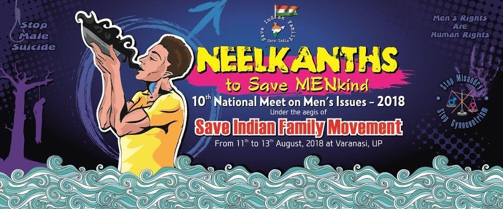 10th Men's Rights Conference at Varanasi, India
