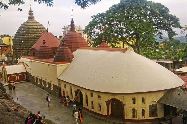 Kamakhya temple in Vishakhapatnam, AP